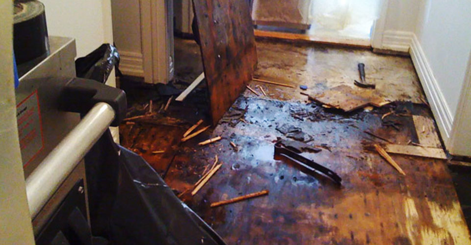 3 Flood Damage Problems (That Aren't Water)